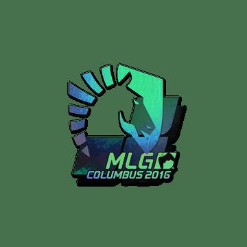 Sticker Team Liquid (Holo) | MLG Columbus 2016