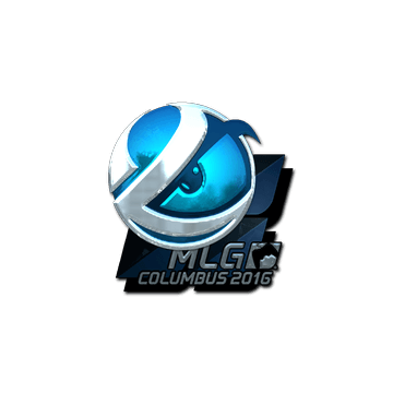 Sticker Luminosity Gaming (Foil) | MLG Columbus 2016