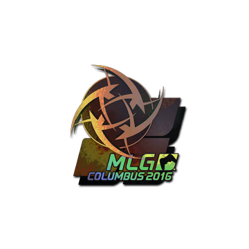 Sticker | Ninjas in Pyjamas (Holo) | MLG Columbus 2016
