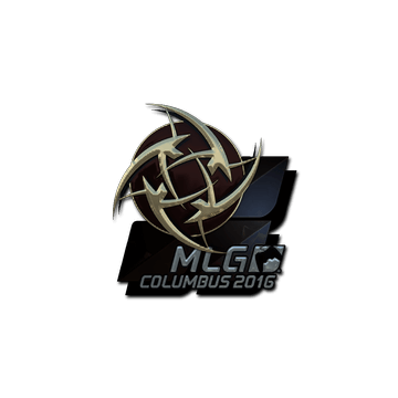 Sticker Ninjas in Pyjamas (Foil) | MLG Columbus 2016