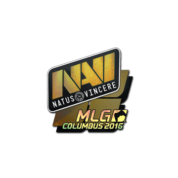 Sticker Natus Vincere (Holo) | MLG Columbus 2016