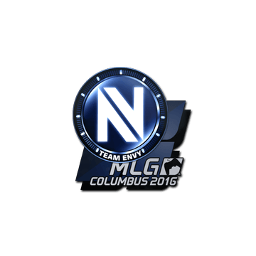 Sticker Team EnVyUs | MLG Columbus 2016
