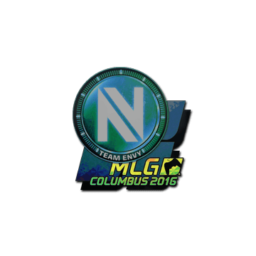 Sticker Team EnVyUs (Holo) | MLG Columbus 2016