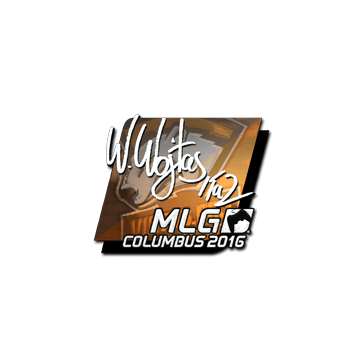 Sticker | TaZ (Foil) | MLG Columbus 2016