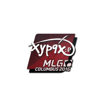 Sticker Xyp9x | MLG Columbus 2016