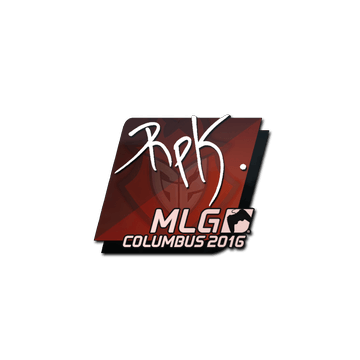 Sticker RpK | MLG Columbus 2016