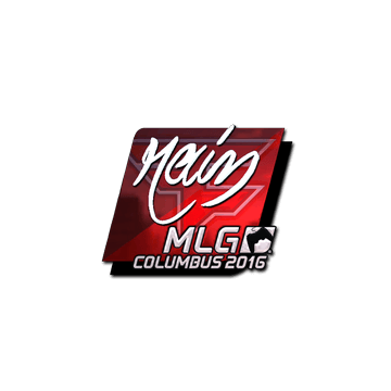Sticker rain (Foil) | MLG Columbus 2016