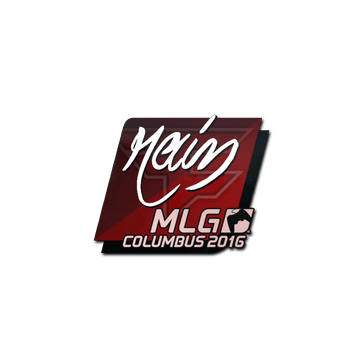 Sticker rain | MLG Columbus 2016