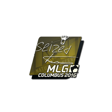 Sticker seized | MLG Columbus 2016