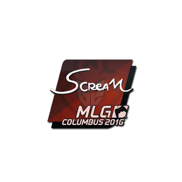 Sticker ScreaM | MLG Columbus 2016