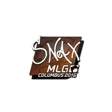 Sticker Snax | MLG Columbus 2016