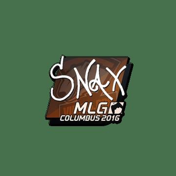 Sticker Snax | MLG Columbus 2016