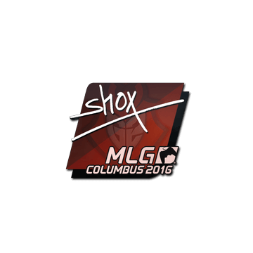 Sticker shox | MLG Columbus 2016