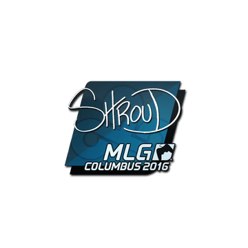 Sticker shroud | MLG Columbus 2016
