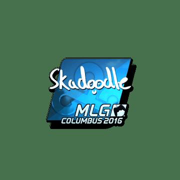 Sticker Skadoodle (Foil) | MLG Columbus 2016