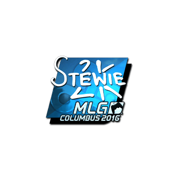 Sticker | Stewie2K (Foil) | MLG Columbus 2016