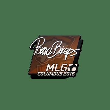 Sticker pashaBiceps | MLG Columbus 2016