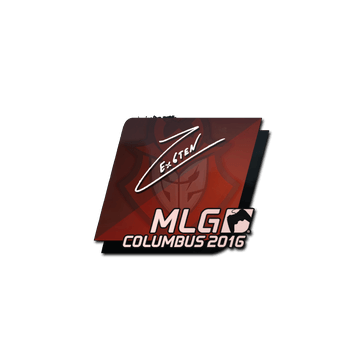 Sticker Ex6TenZ | MLG Columbus 2016