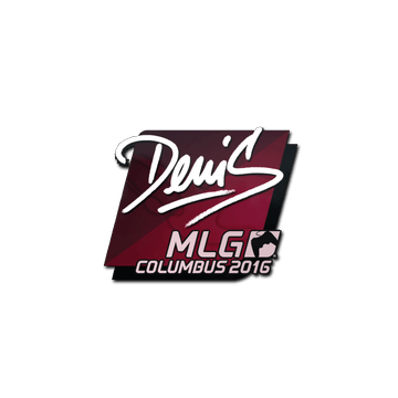 Sticker denis | MLG Columbus 2016