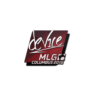 Sticker | device | MLG Columbus 2016