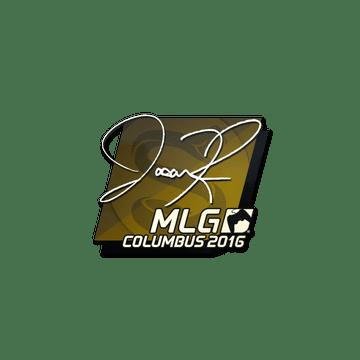 Sticker jasonR | MLG Columbus 2016