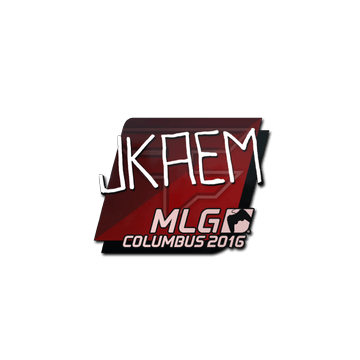 Sticker jkaem | MLG Columbus 2016