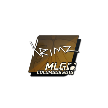 Sticker KRIMZ | MLG Columbus 2016