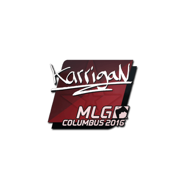 Sticker karrigan | MLG Columbus 2016