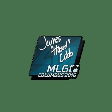 Sticker hazed | MLG Columbus 2016