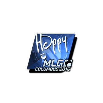 Sticker Happy (Foil) | MLG Columbus 2016