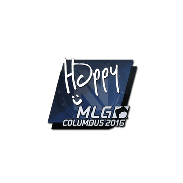 Sticker Happy | MLG Columbus 2016