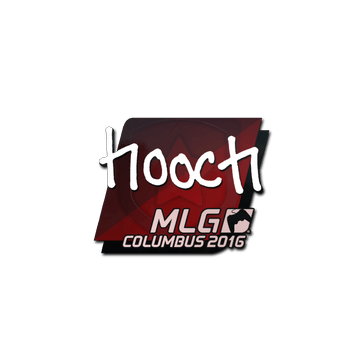 Sticker hooch | MLG Columbus 2016