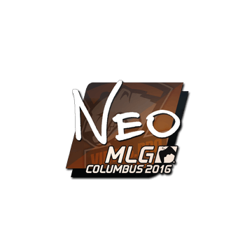 Sticker NEO | MLG Columbus 2016