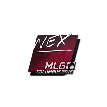 Sticker nex | MLG Columbus 2016