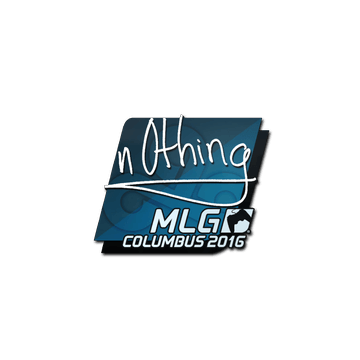 Sticker | n0thing | MLG Columbus 2016