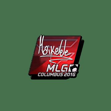 Sticker Maikelele (Foil) | MLG Columbus 2016