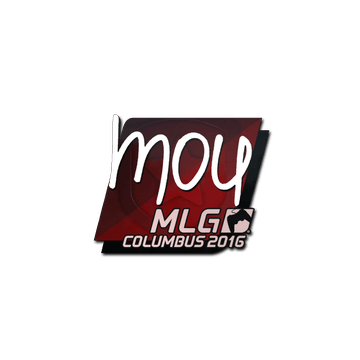 Sticker mou | MLG Columbus 2016