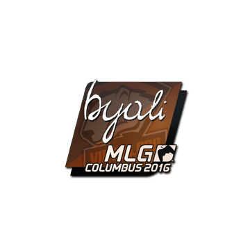 Sticker byali | MLG Columbus 2016
