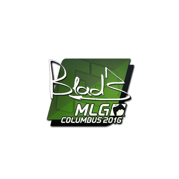 Sticker B1ad3 | MLG Columbus 2016