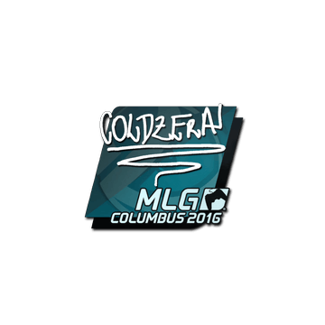 Sticker coldzera | MLG Columbus 2016