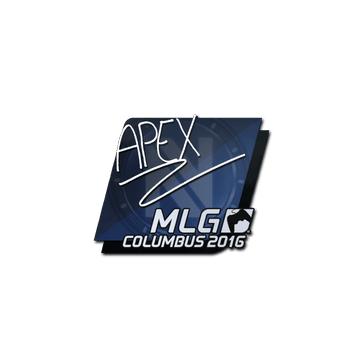 Sticker apEX | MLG Columbus 2016