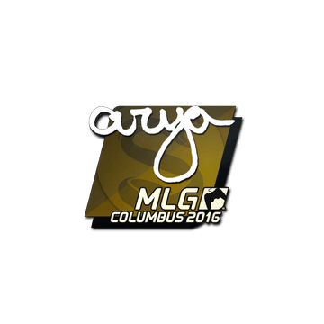 Sticker arya | MLG Columbus 2016