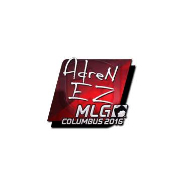 Sticker AdreN (Foil)  | MLG Columbus 2016