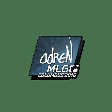 Sticker adreN | MLG Columbus 2016