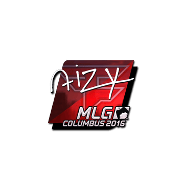 Sticker aizy (Foil) | MLG Columbus 2016