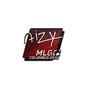 Sticker aizy | MLG Columbus 2016