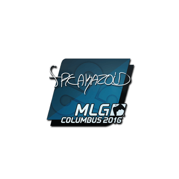 Sticker freakazoid | MLG Columbus 2016
