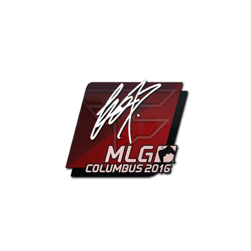 Sticker fox | MLG Columbus 2016