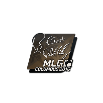 Sticker f0rest | MLG Columbus 2016