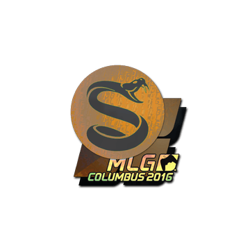 Sticker Splyce (Holo) | MLG Columbus 2016